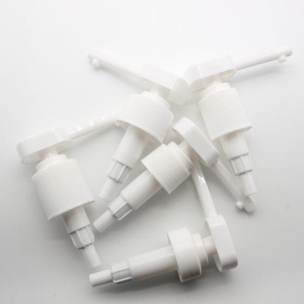 24/410 24/415 28/400 28/41028/415 long nozzle square lotion pump