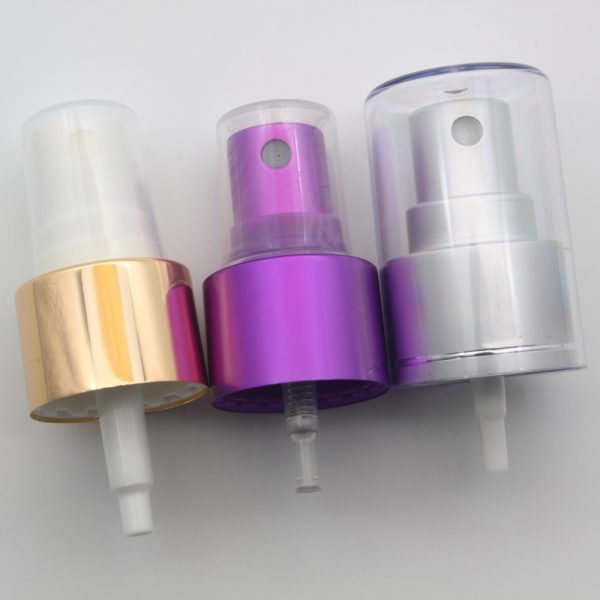 18/410 aluminum perfume sprayer pump