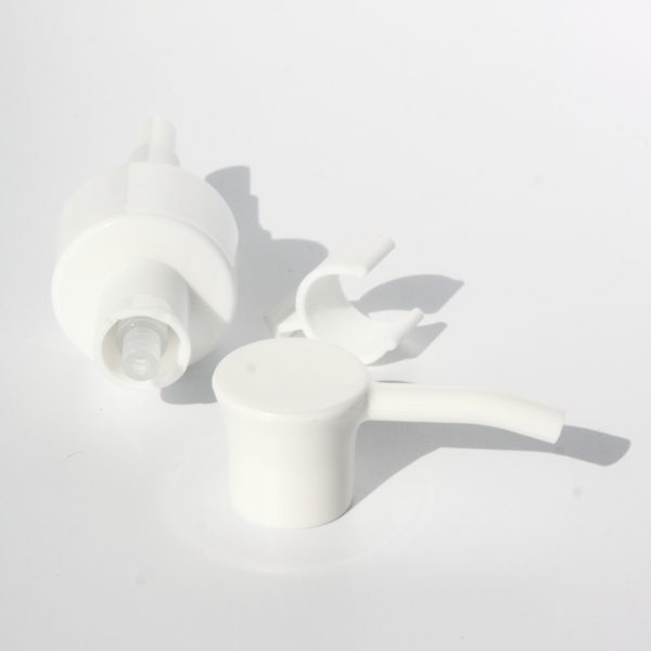 the side of 24/410 cleansing oil pumps