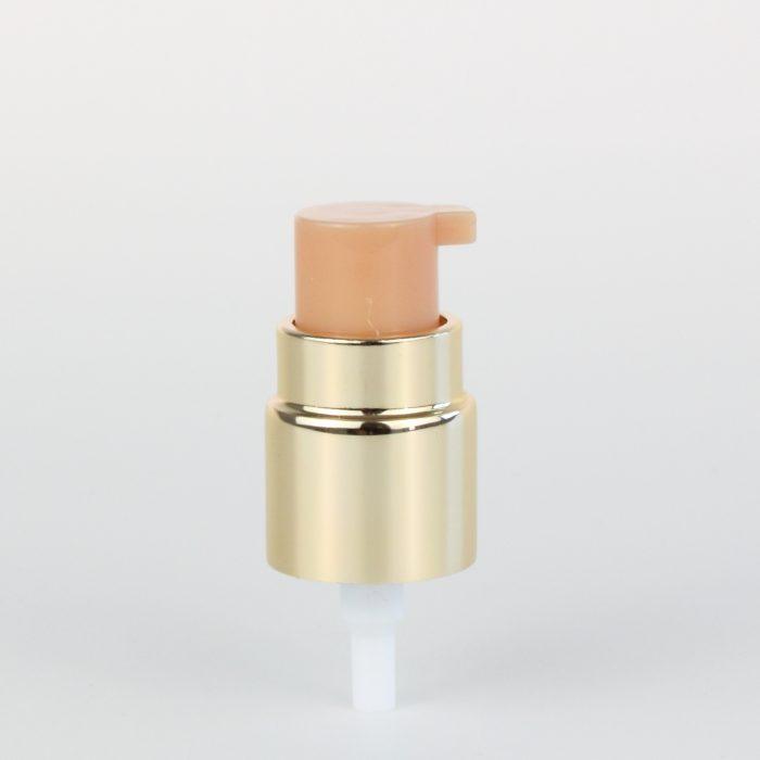 cream pumps dispenser wholesaler 18mm