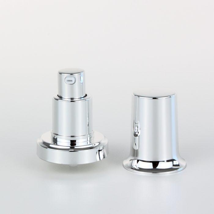 aluminum cream pumps China