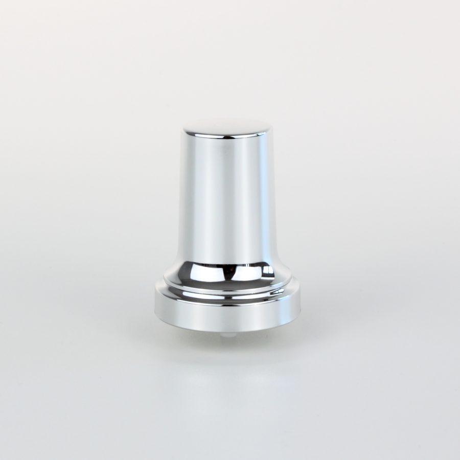 aluminum cream pumps China 18mm