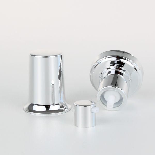 18/410 aluminum cream pumps China