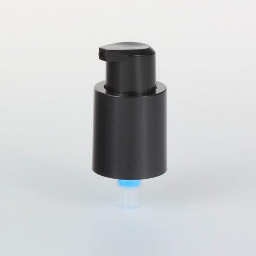 black cream pumps dispenser