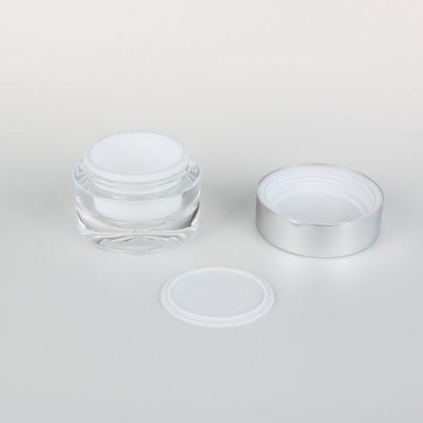 15g cream jars made in china
