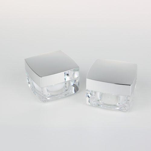 15g 30g 50g empty cream jars