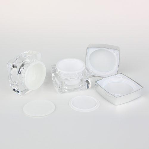 15g 30g 50g empty cream jar