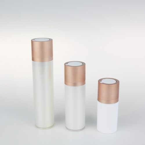 up and down lock airless bottles