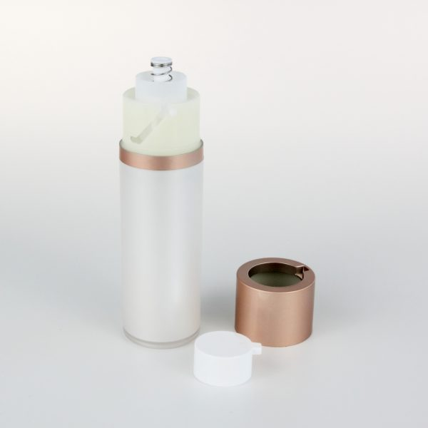30ml up and down lock airless bottles