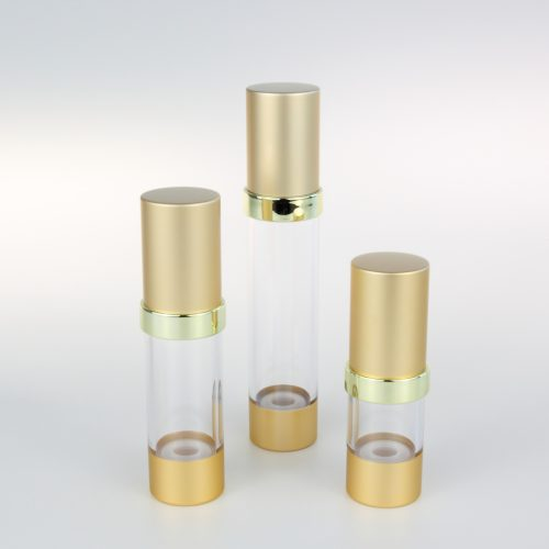 15ml 30ml 50ml airless pump bottles made in china