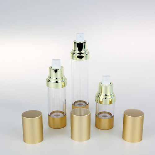 15ml 30ml 50ml airless pump bottle made in china