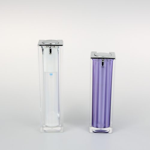 empty airless pump bottle made in china