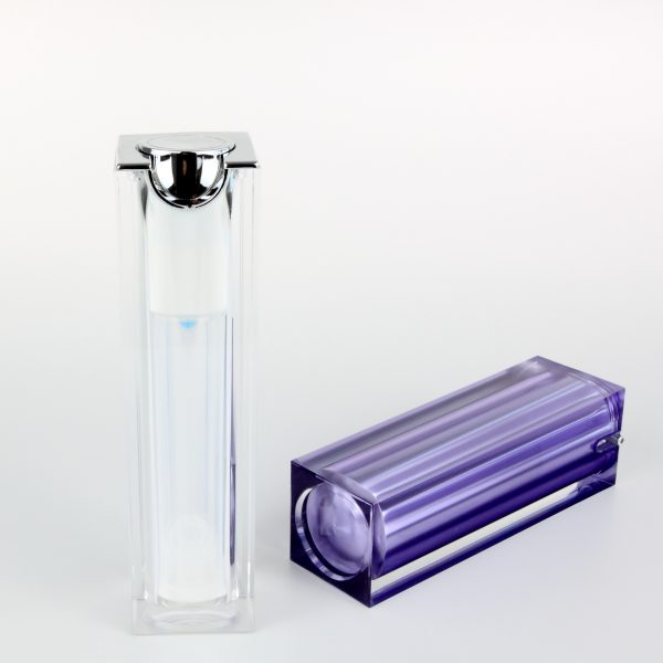 30ml 40ml empty airless pump bottles made in china