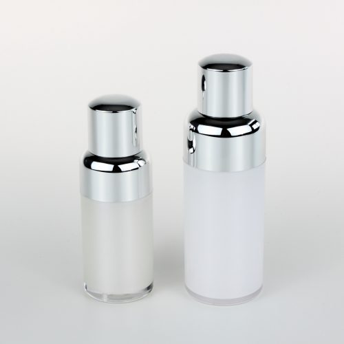 airless pump bottles cosmetic