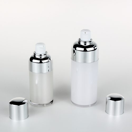 airless pump bottle cosmetic