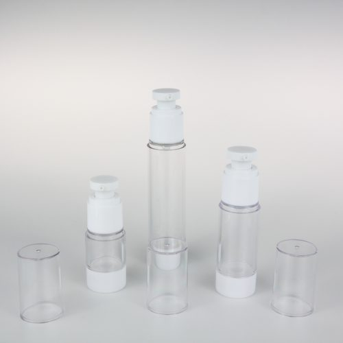 airless pump lotion bottles