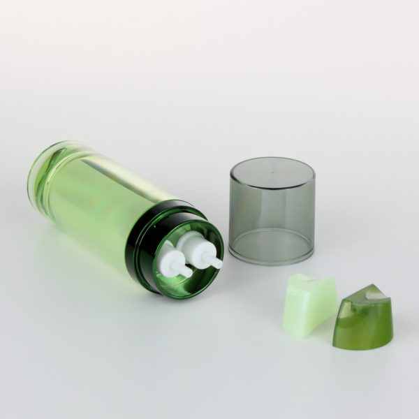 25ml Double tube cosmetic bottles