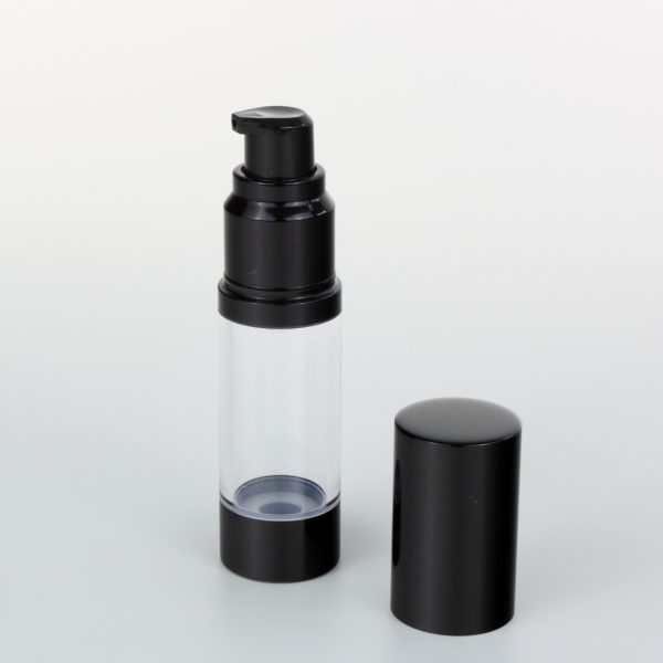 20ml empty airless pump bottle manufacturer