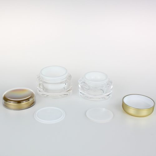 cosmetic acrylic jar manufacturer