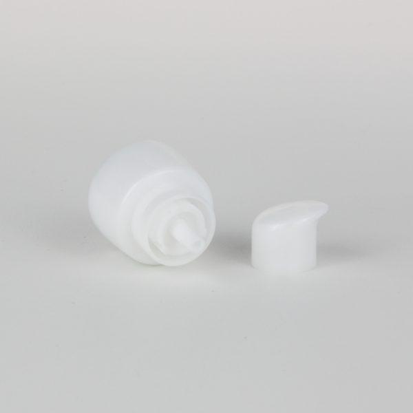 24mm white hand cream pumps dispenser