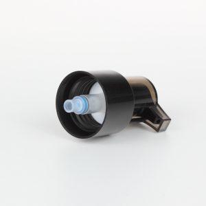 black treatment pumps dispenser 24/410