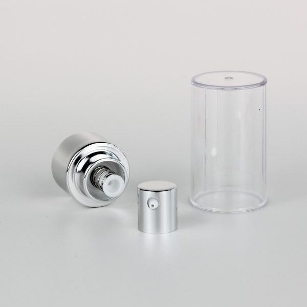 metal cream pumps manufacturer 24/410