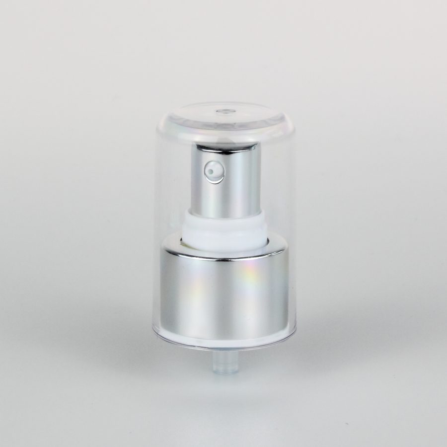 metal cream pumps 24mm