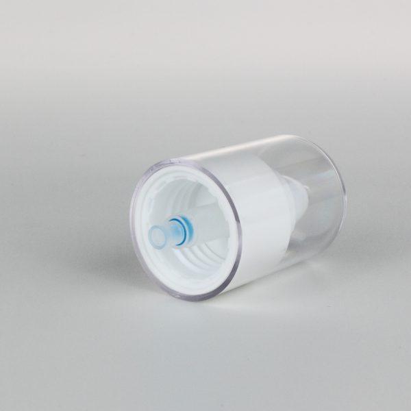 24mm white treatment pumps dispenser