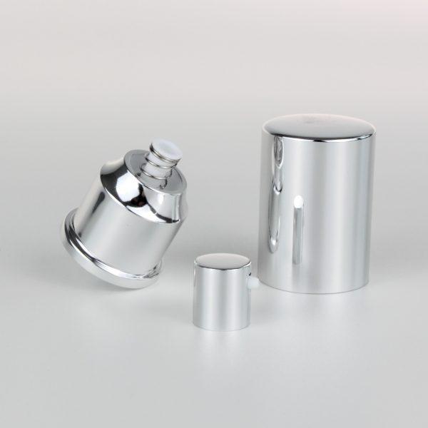 24mm aluminum cream pumps manufacturer