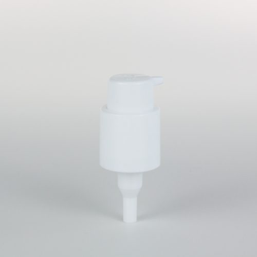 24mm white treatment pumps