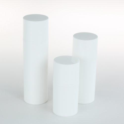 5ml 10ml 15ml airless bottles