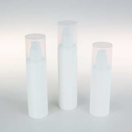 80ml 100ml 120ml airless bottles packaging