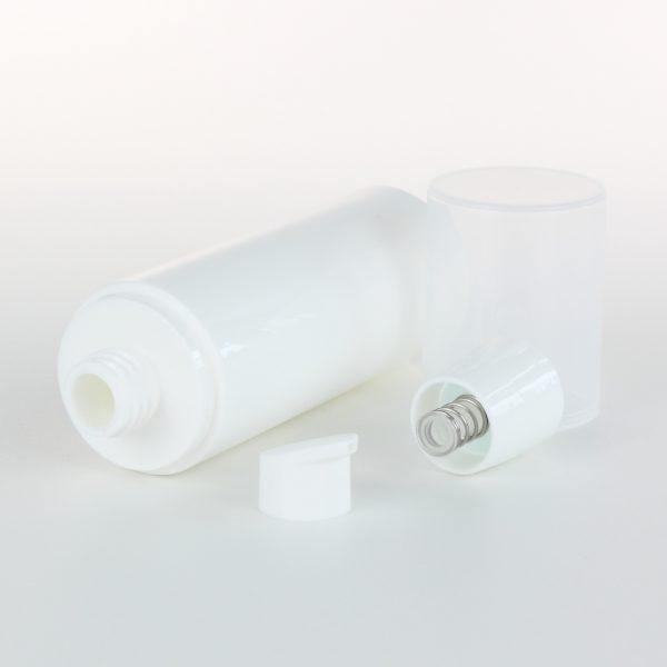 100ml airless bottle packaging