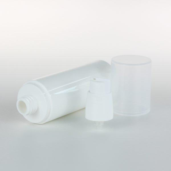 100ml airless bottles packaging