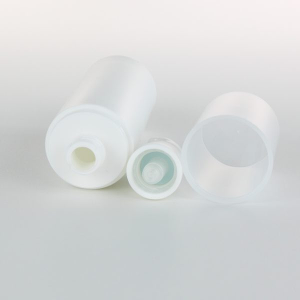 80ml airless bottles packaging