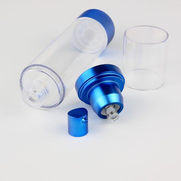 airless pump bottles 80ml