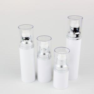 30ml 50ml 80ml 100ml cosmetic airless bottles