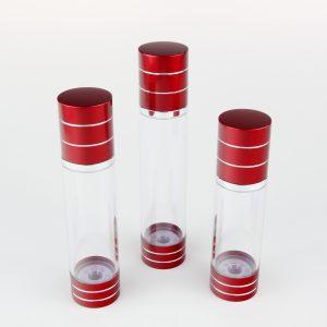80ml 100ml 120ml airless makeup bottles