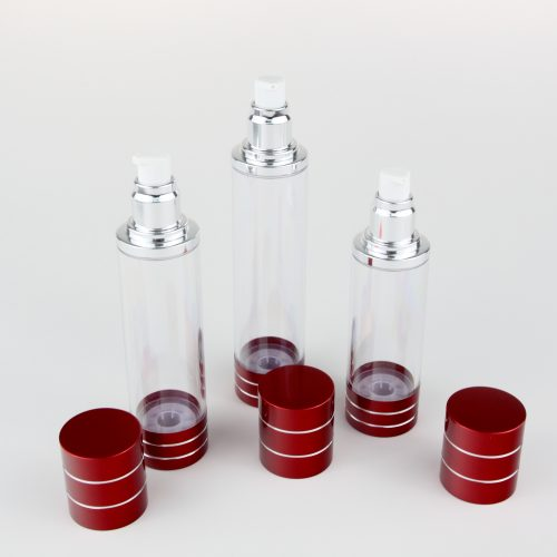 80ml 100ml 120ml airless makeup bottle