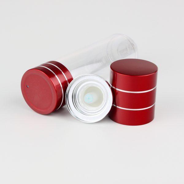 100ml airless makeup bottles