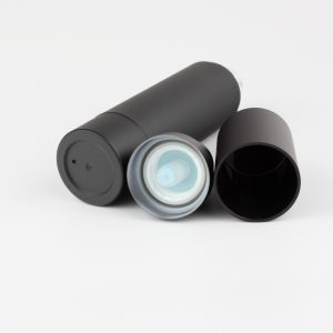 30ml black airless bottles