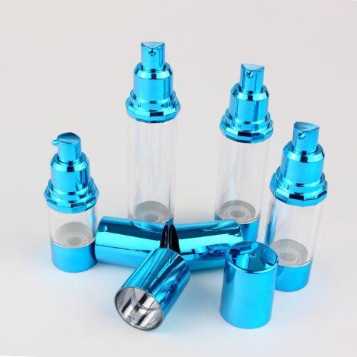 15ml 30ml 40ml 50ml airless bottles cosmetics