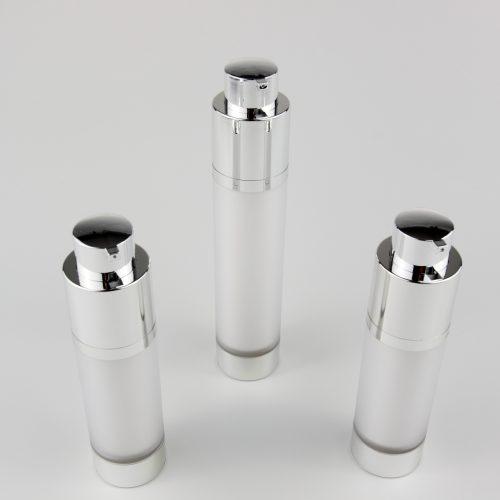 15ml 30ml 50ml airless bottle beauty