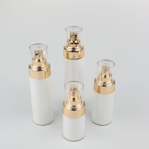 30ml 50ml 80ml 100ml airless bottles sprayer