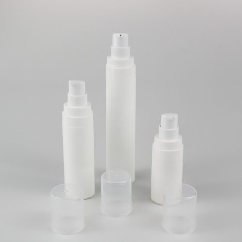 15ml 30ml 50ml refillable airless bottle