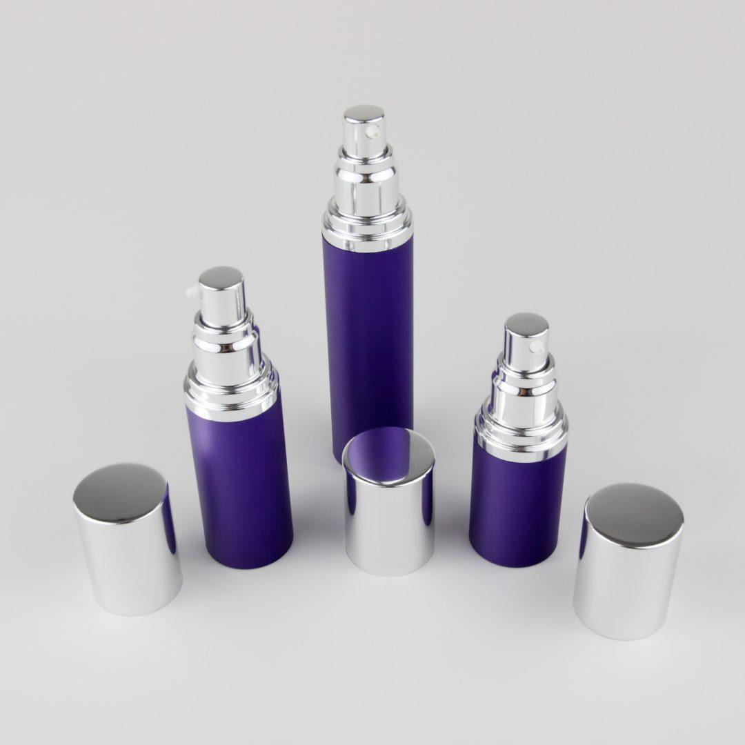 15ml 30ml 50ml airless foundation bottle manufacturer