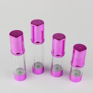 15ml 30ml 40ml 50ml luxury airless bottles