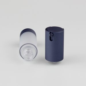 15ml airless round bottles china