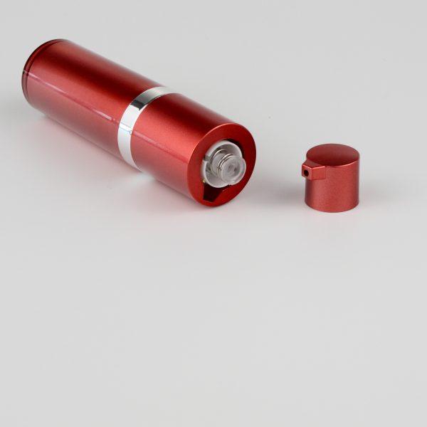 airless pump bottle 10ml