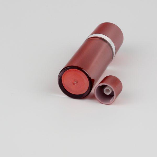 airless pump bottle 15ml